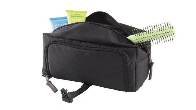 Easy Camp Travel Wash Bag M, Toiletries Bag, Make up Bag, for Camping Travel - Grasshopper Leisure